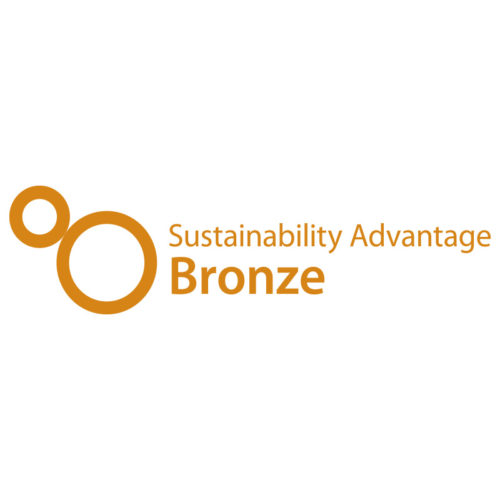 Sustainability Advantage Bronze Partner
